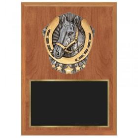 Equestrian Plaque 1183-XPC43