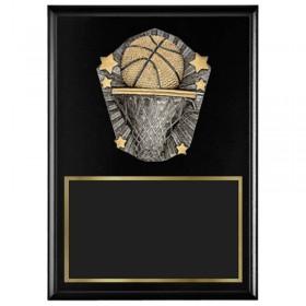 Basketball Plaque 1770-XPC03