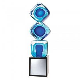 Glass Sculpture GA6129