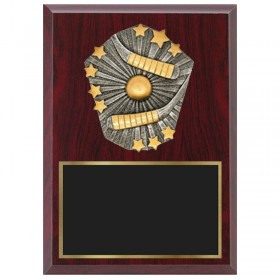 Ball Hockey Plaque 1870-XPC21