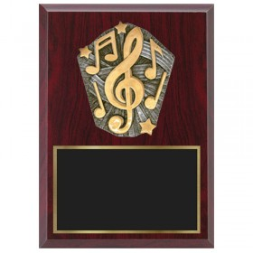 Plaque Musique 1870-XPC30