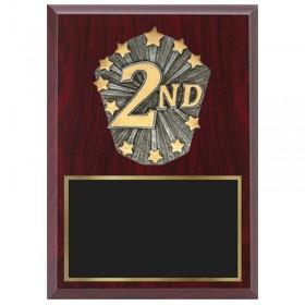 2nd Position Plaque 1870-XPC92