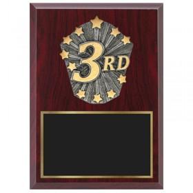 3rd Position Plaque 1870-XPC93