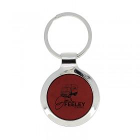 Burgundy Keychain DAL385BU
