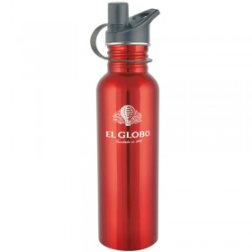 Red Water Bottle LG11-R