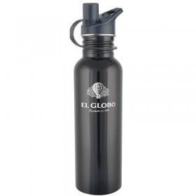 Bouteille d'eau Personnalisée Acier Inoxydable Noire  LG11-K