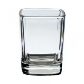 2 1/4 oz - Custom Square Shot Glass GG188