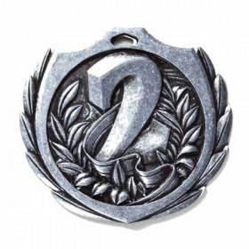 Médaille 2e Position 2 1/4 po BMD022