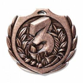 Médaille 3e Position 2 1/4 po BMD023