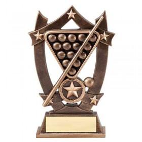 Billards Resin Award SSR25