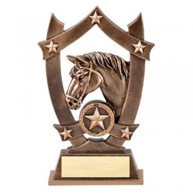 Equestrian Resin Award SSR31