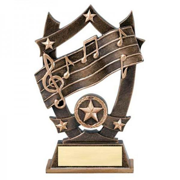 Music Resin Award SSR12