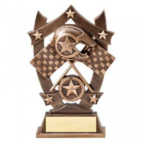 Motocross Resin Award SSR40