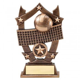 Volleyball Resin Award SSR17