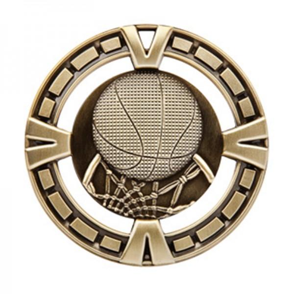 Basketball Gold Medal 2 1/2 in MSP403G