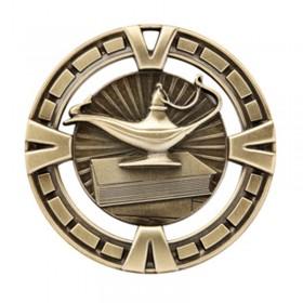 Médaille Or Académique 2 1/2 po MSP412G