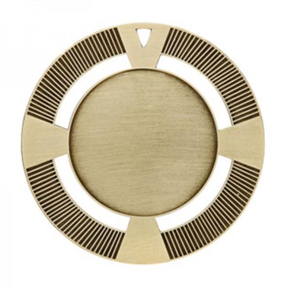 Médaille Patinage Artistique 2 1/2 po MSP437-VERSO