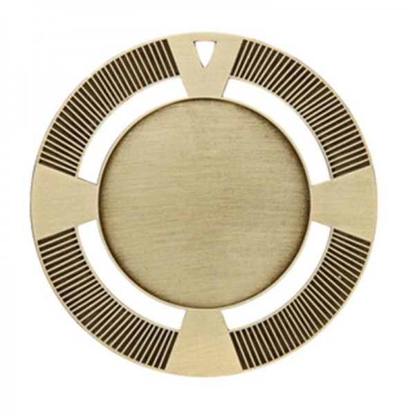 Médaille Danse 2 1/2 po MSP452-VERSO