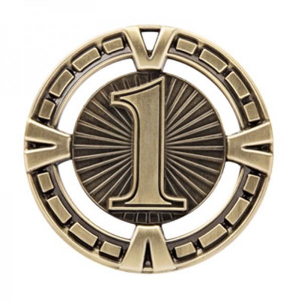 1st Position Medal 2 1/2 in MSP491