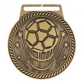 Médaille Or Soccer 3 po MSJ813G