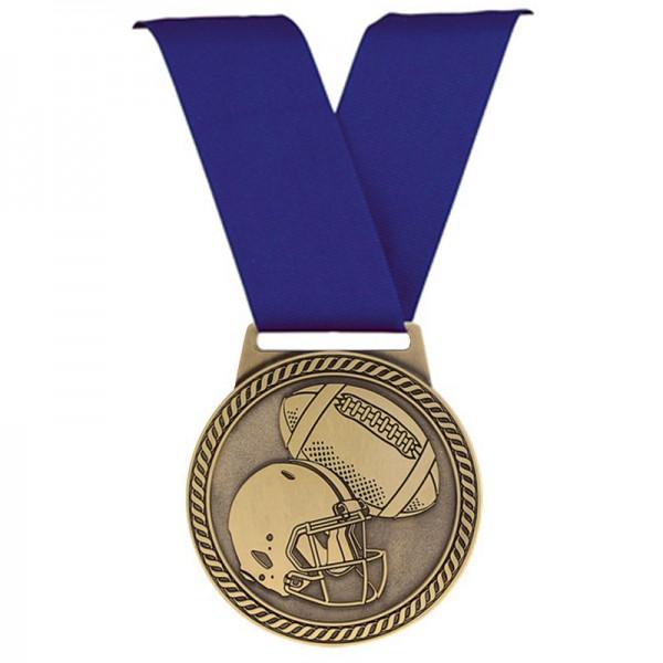 Médaille Football 3 po MSJ806-DEMO