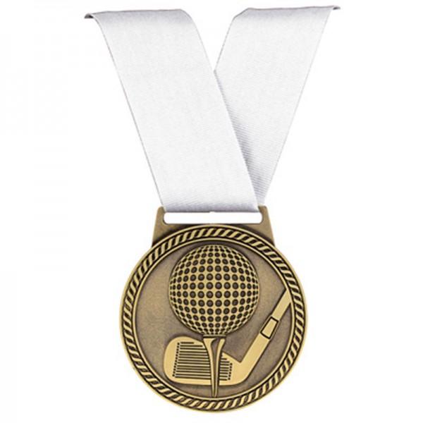 Golf Medal 3 in MSJ807-DEMO