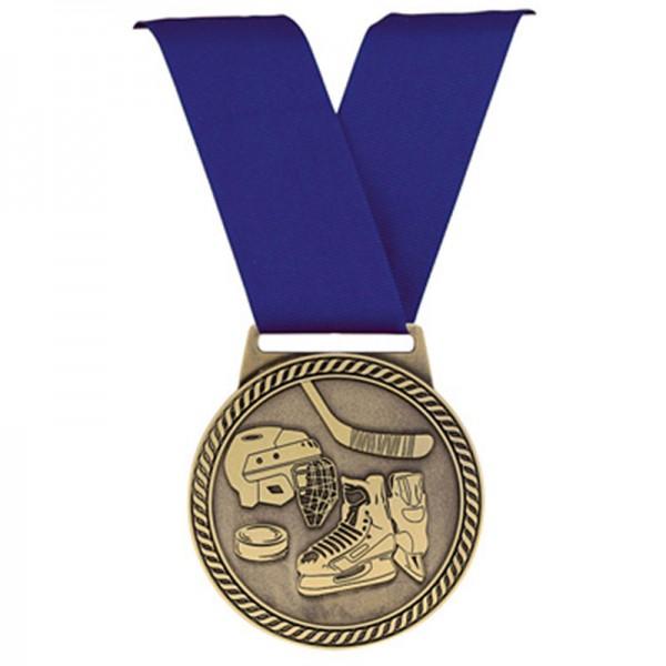 Médaille Hockey 3 po MSJ810-DEMO