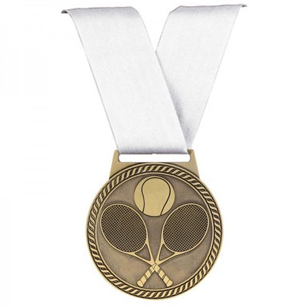 Tennis Medal 3 in MSJ815-DEMO