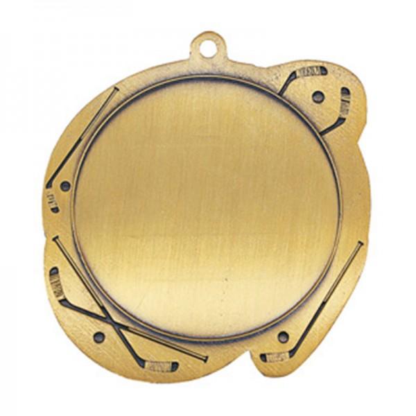 Ball Hockey Medal 2 1/2 po MSI-2521-BACK