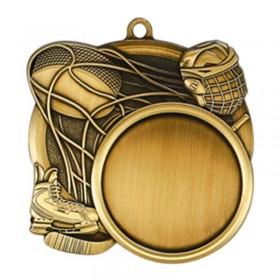 Médaille Or Hockey 2 1/2 po MSI-2510G