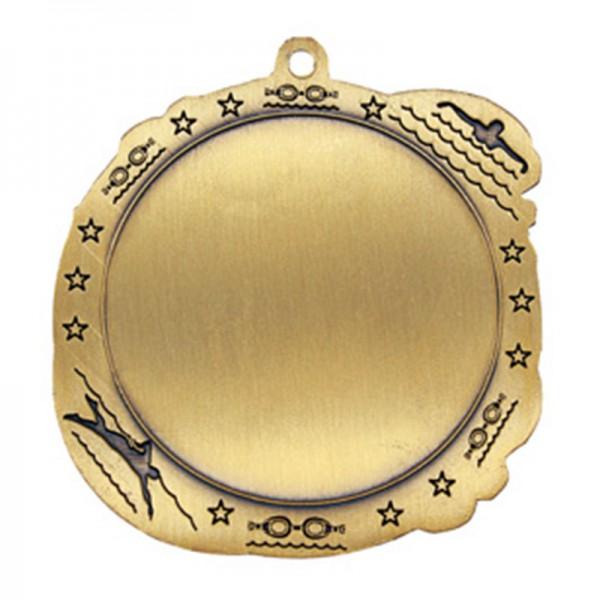 Médaille Natation 2 1/2 po MSI-2514-VERSO