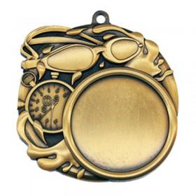 Swimming Gold Medal 2 1/2 po MSI-2514G