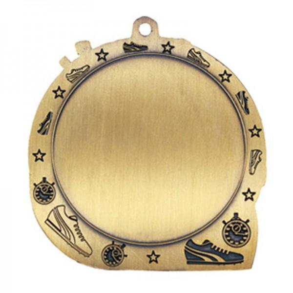Médaille Course à Pied 2 1/2 po MSI-2516-VERSO