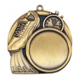 Médaille Or Course à Pied 2 1/2 po MSI-2516G