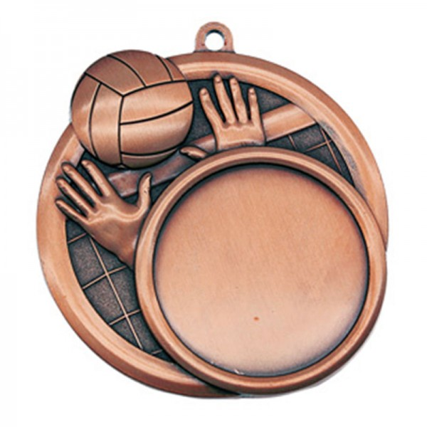 Volleyball Bronze Medal 2 1/2 po MSI-2517Z