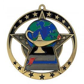 Médaille Or Académique 2 3/4 po MSE635G