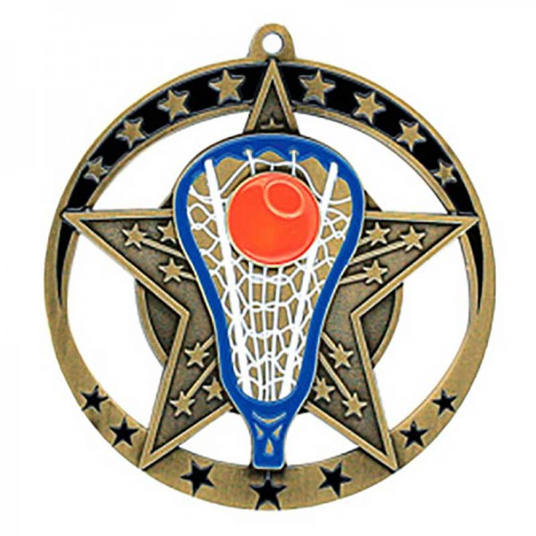 Lacrosse Gold Medal 2 3/4 in MSE642G