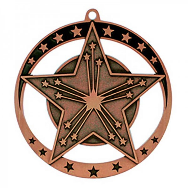 Victory Bronze Medal 2 3/4 in MSE648Z
