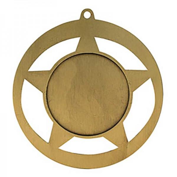 Dance Medal 2 3/4 in MSE677-BACK