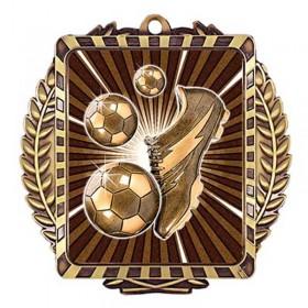Soccer Gold Medal 3 1/2 in MML6013G