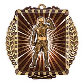 Boxing Gold Medal 3 1/2 in MML6009G