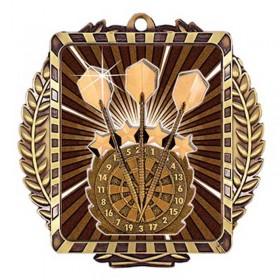 Médaille Or Dard 3 1/2 po MML6014G