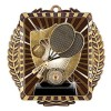 Tennis Gold Medal 3 1/2 in MML6015G