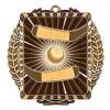 Médaille Or Dek Hockey 3 1/2 po MML6021G