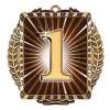 Médaille 1ère Position 3 1/2 po MML6091