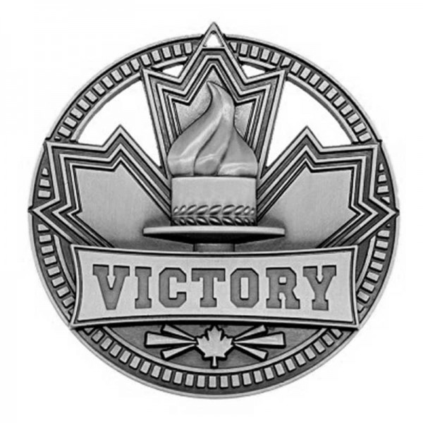 Victory Silver Medal 2 3/4 in MSN501S