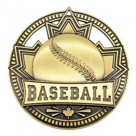 Baseball Gold Medal 2 3/4 in MSN502G