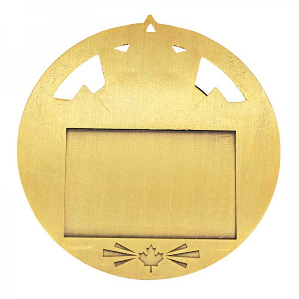 Médaille Basketball 2 3/4 po MSN503-VERSO