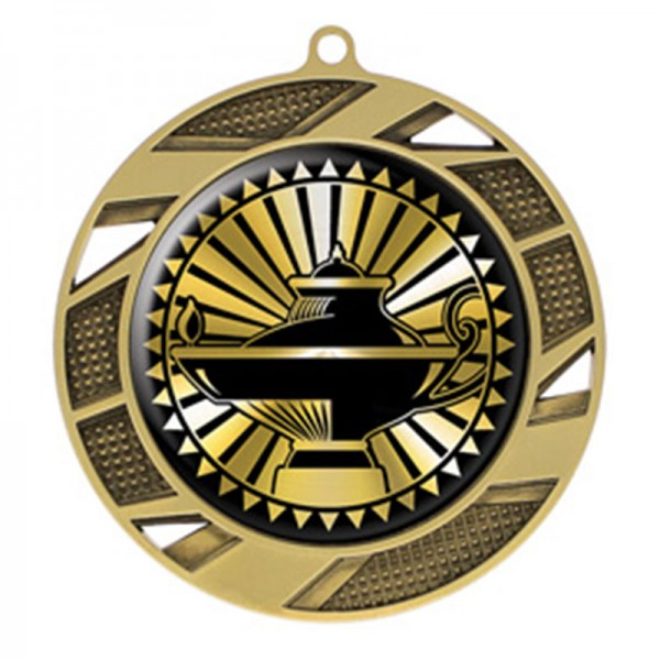 Academic Gold Medal 2 3/4 in MMI50312G
