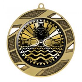Médaille Or Natation 2 3/4 po MMI50314G